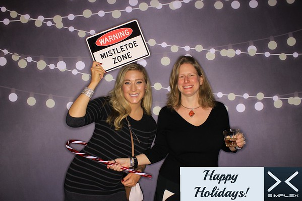"""Simplex """"Holiday Party 2018"""""""