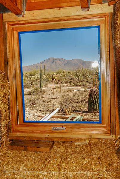 Window Frame Inside #2