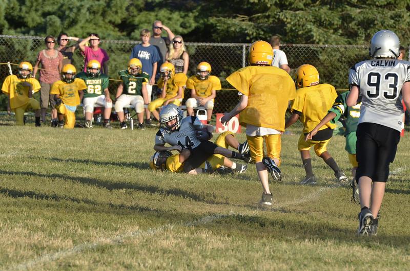 Wildcats vs Raiders Scrimmage 137.JPG