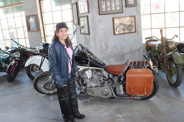 Legends Vintage Motorcycle Shop Grand Opening