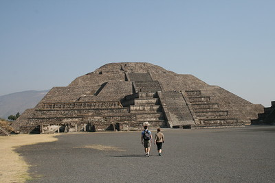 MEXICO CITY & TEOTIHUACAN