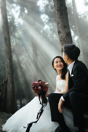 Pre-wedding | Yvonne + John
