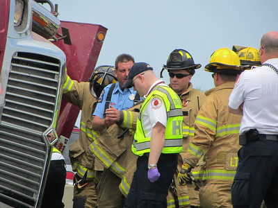 accident photo for fire and HVA 8/3/12