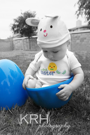 Carter - 5 months (Easter)