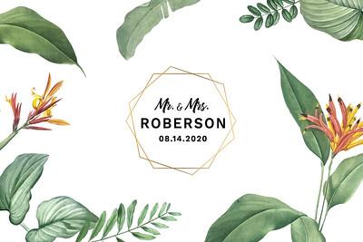 2020-08-14 Rachel & Reggie Roberson