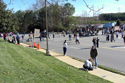 ATC Resolution Run/One Mile/ Cobb Place, Kennesaw, GA January, 1, 2009