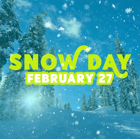 HSM Snow  day 2021
