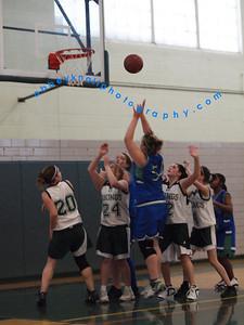 Blue Hills vs SSVoTech Girls Basketball