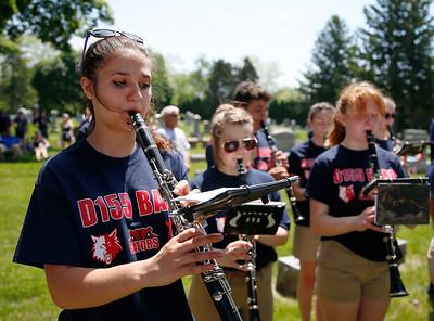 052818 Crystal Lake Memorial Day Parade & Service (wr)