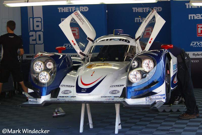 LMP1-Dyson Racing Team,  Lola B12/60  - Mazda