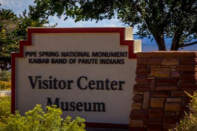 2014 Pipe Spring National Monument ~ AZ