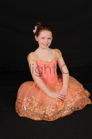 Ballet II (Tuesday) - Ms. Yvonne