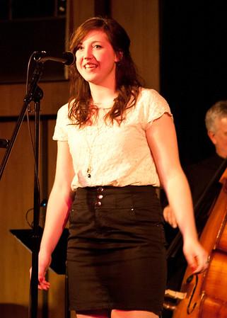 Morgan Hillis Jazz Club Premiere