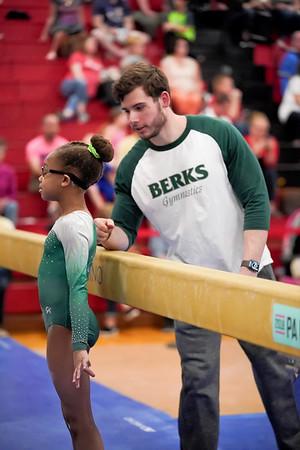 Berks Gymnastics Beam