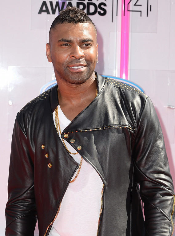 . Ginuwine attends the BET AWARDS \'14 at Nokia Theatre L.A. LIVE on June 29, 2014 in Los Angeles, California.  (Photo by Earl Gibson III/Getty Images for BET)