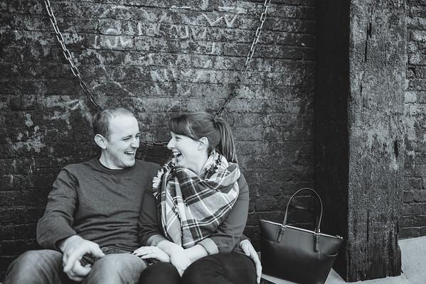 Jess & Pete by Gordon Smith Baxter