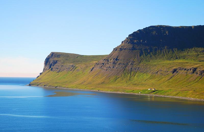 Horn og Miðfell