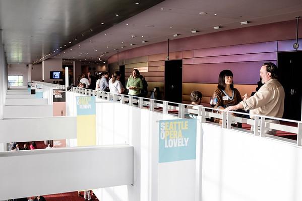Seattle Opera Re-branding Campaign