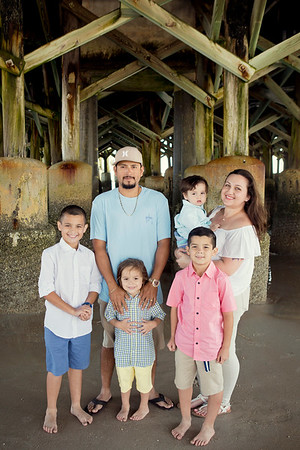 The Jaramillos at Daytona Beach