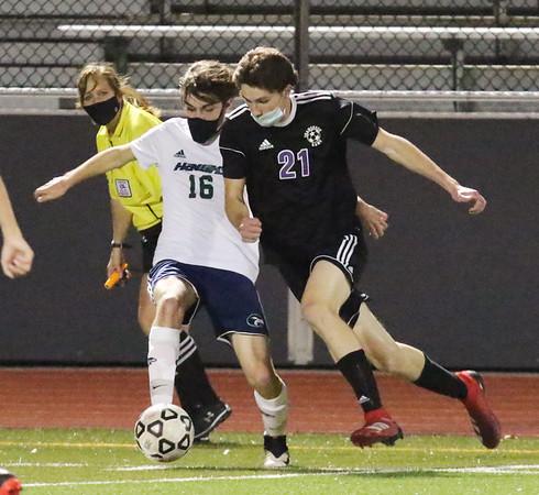 Shawsheen Tech soccer v Essex Tech 111020