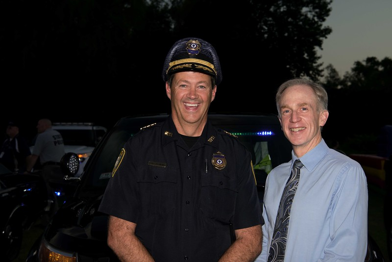Wilm Police Chief Joseph Desmond and Wilm Town Manager Jeff Hull.jpg