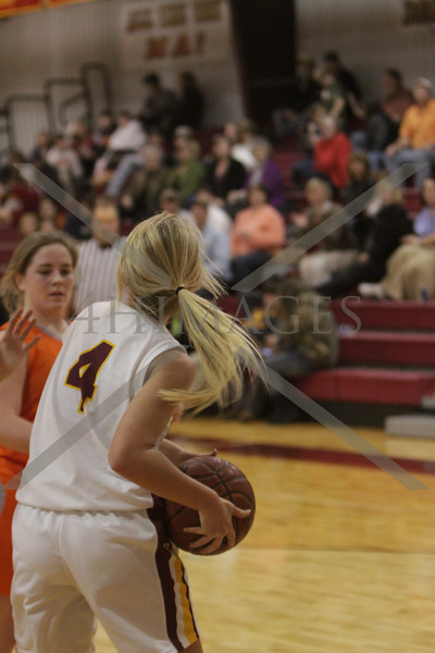 Morgan vs. Clark home var. girls 2011