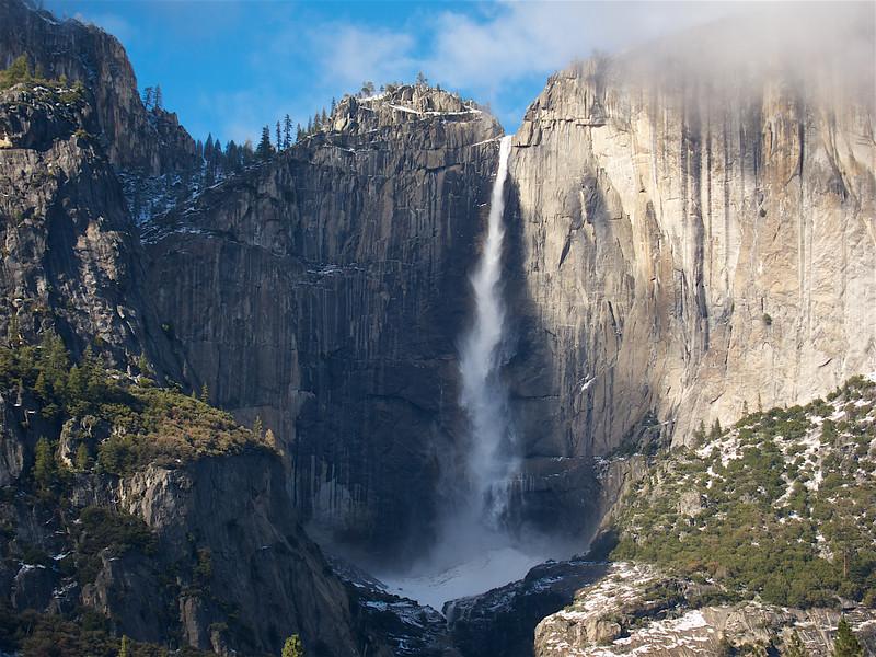 YOS-160218-0011 Upper Yosemite Falls