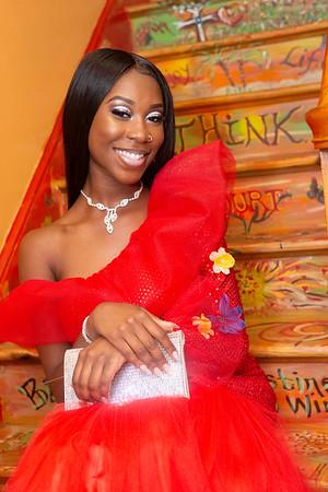 Amyla's  Prom