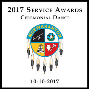SMSC Service Award Ceremonial Dance - 2017