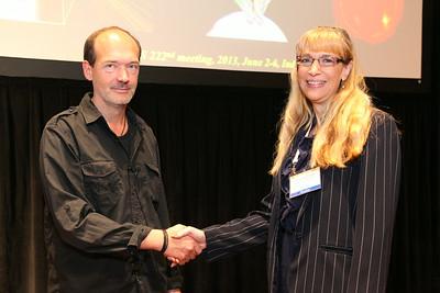 SPD Harvey Lecture: Tibor Torok