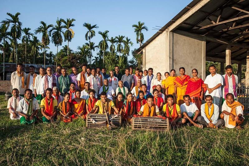 Karbi Tribe