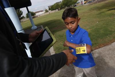 Hawkins Elementary awarded Nike Marathon Kids Grant