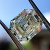 4.71ct Antique Asscher Cut Diamond GIA WX VS2 31