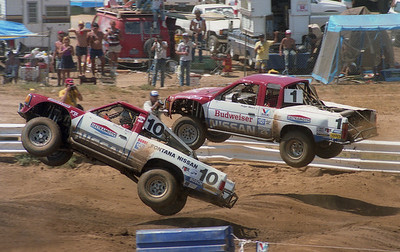 Old School Off Road Short Course Racing