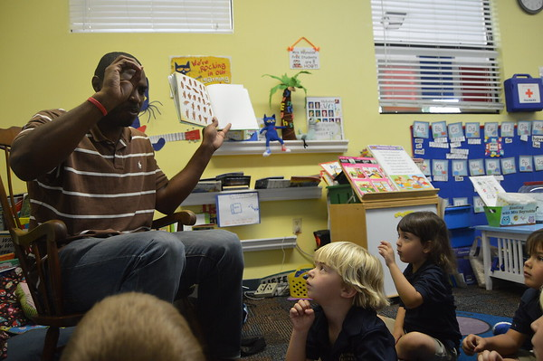 Sign Language Author Kentrell Martin
