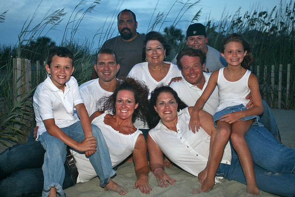 Kessler Family Beach Photos