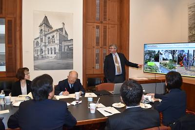 Kawasaki Delegation Visits Baltimore-10.16.19
