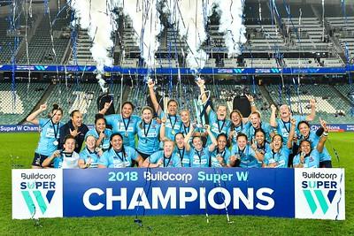 Super W Rugby