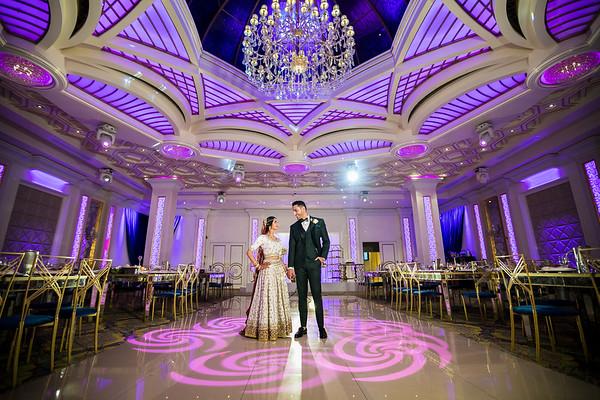 Bella Blanca Event Center | Burbank Wedding | Seema and Eli