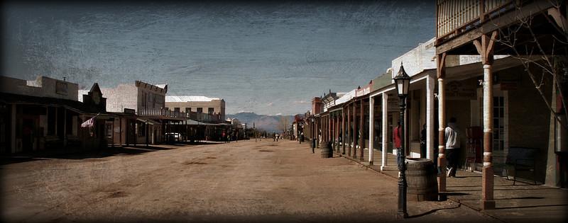 Tombstone, AZ January 2009