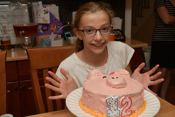 Happy 12th Birthday to Nadia