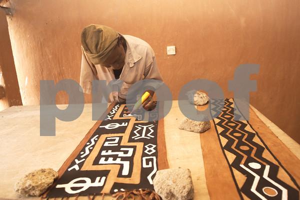 LIGNE DE VIE - LA MODE & LE COTON AFRICAIN