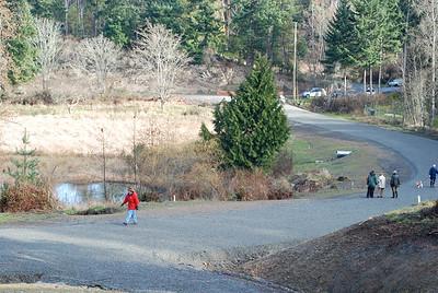 Hooson Road ponds