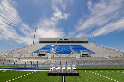 PFLUGERVILLE PFIELD DEDICATION REHEARSAL MAY 23 2017