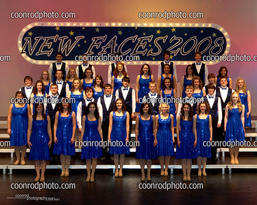 New Faces 2008