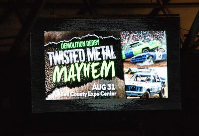 Twisted Metal Mayhem 2018 CTSF