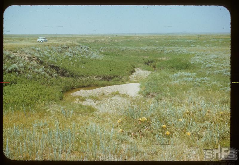 Sand Creek - near boundary. Divide. 07/12/1943