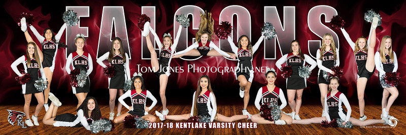 2017-18 Kentlake Cheer