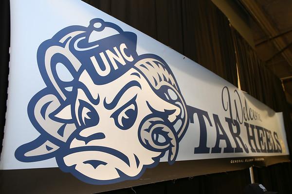 ACC Championship Game - UNC Tailgate