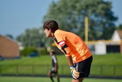 RHS Boys Soccer vs Smithville